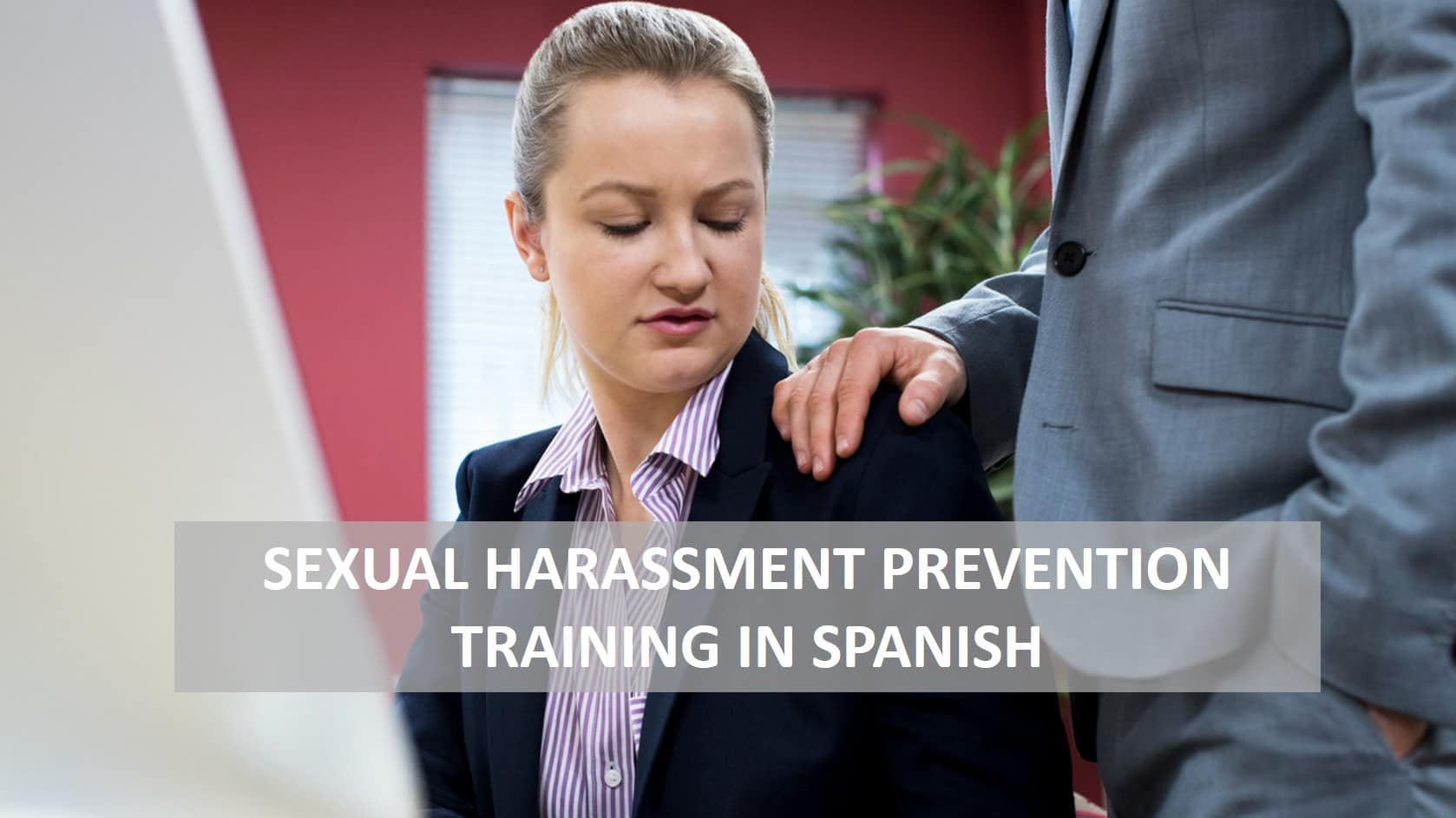 Sexual Harassment Prevention Training Spanish