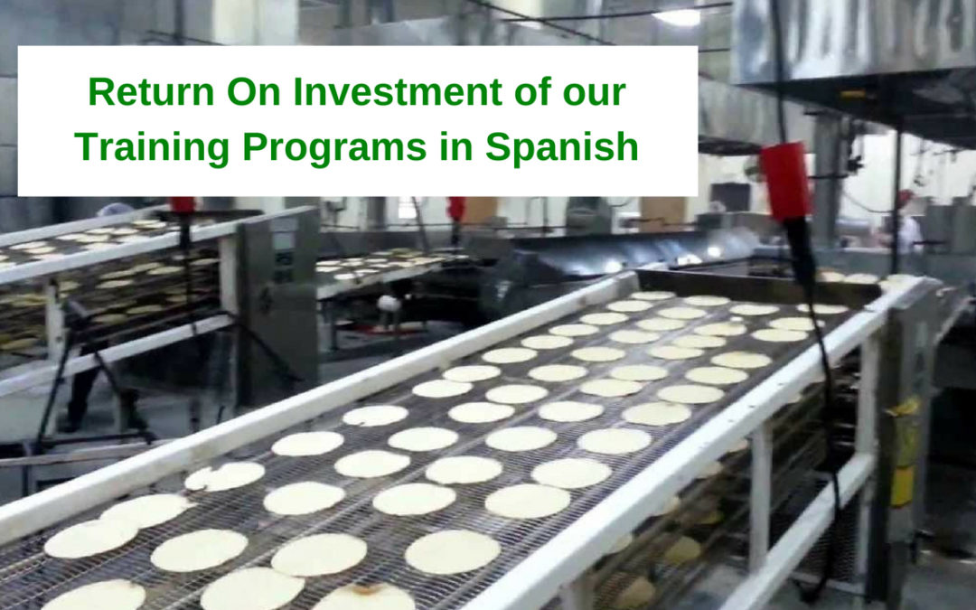 Improving ROI: The Case for the Tortilla Manufacturer