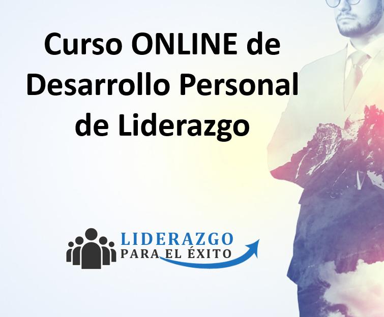 PROGRAMA DE DESARROLLO PERSONAL Y DE LIDERAZGO - ONLINE