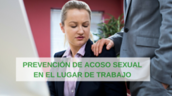acoso sexual y conducta abusiva