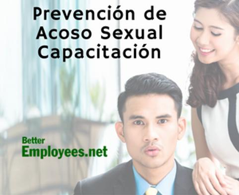 PREVENCIÓN DE ACOSO SEXUAL Y CONDUCTA ABUSIVA - CAPACITACION