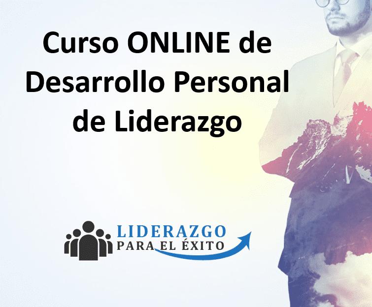 desarrollo personal y de liderazgo por Internet