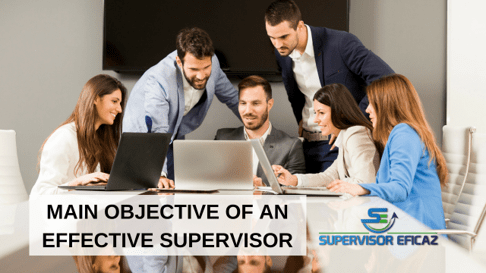 objectives of supervisor supervisory skills