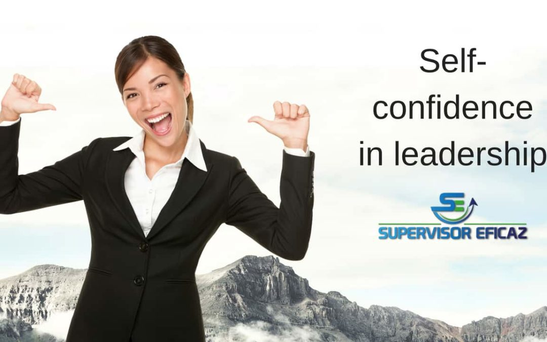 Self-confidence in leadership
