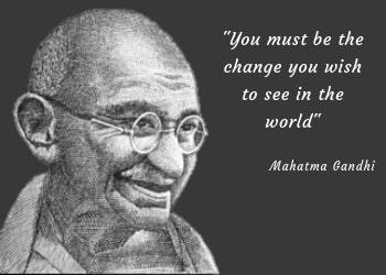 Gandhi - supervisory skills