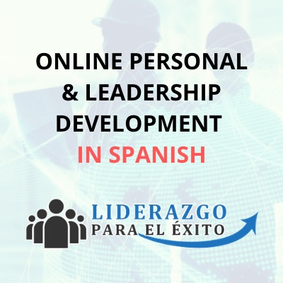 leadership and personal development online program in Spanish