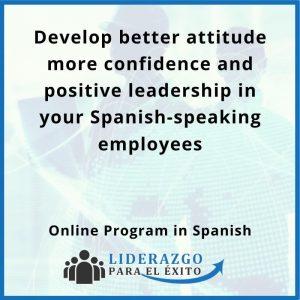 personal and leadership development training course in Spanish