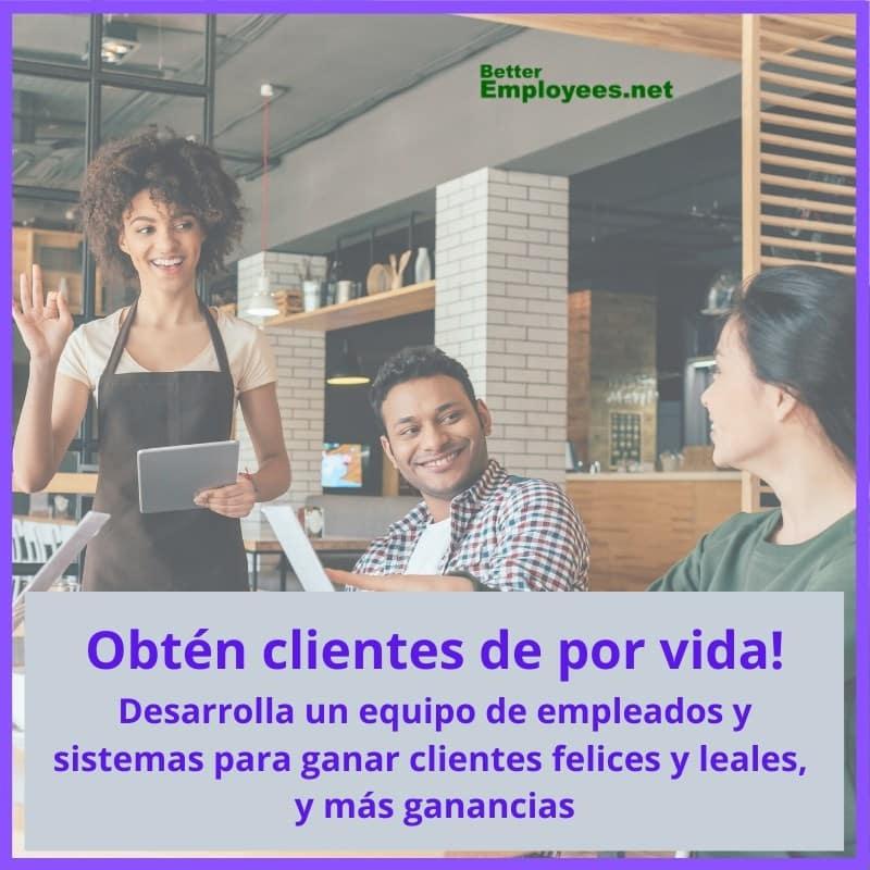 capacitacion de servicio al cliente